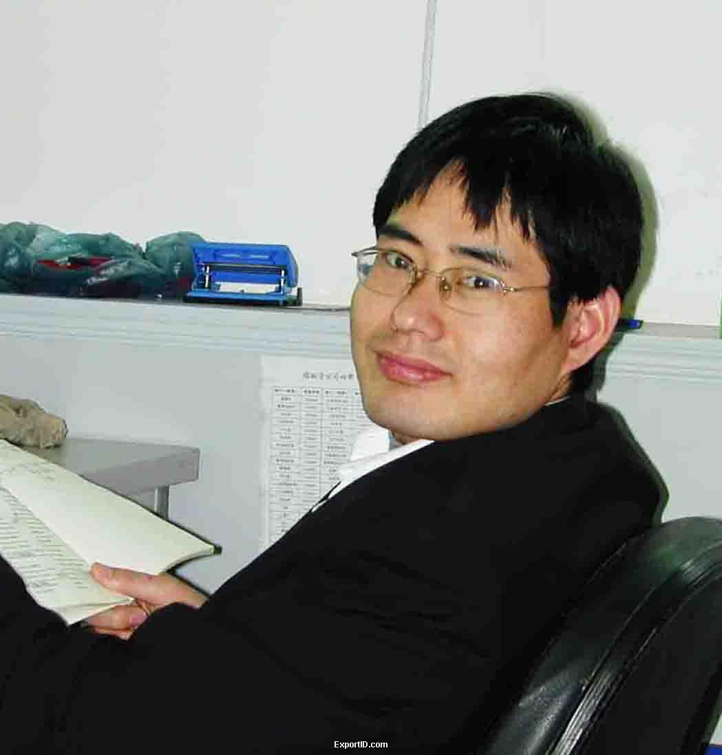 Mr.Shisheng song ExportID member
