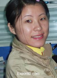 Carrie Luo ExportID member