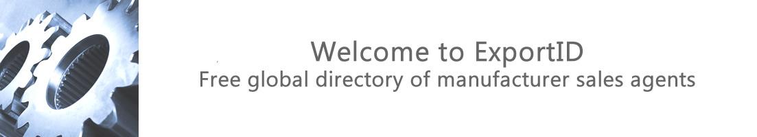 International Export Sales Agents & Manufacturer Directory