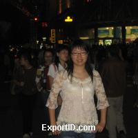 Annie Zhu ExportID member